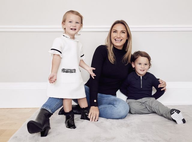 <br> Samantha Faiers Launches Edit With River Island