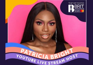 Patricia Bright to Host Brits Global Stream